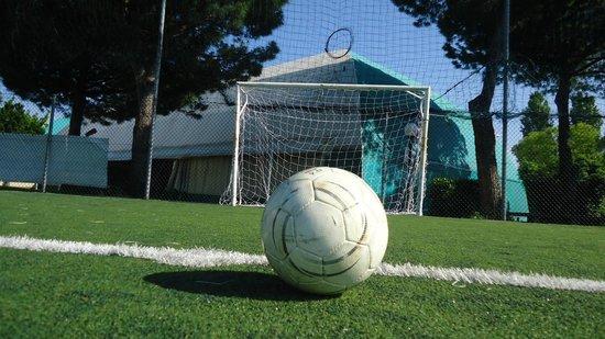 Garden Sporting Center : 4 campi da calcetto