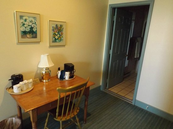 Hermann's Hotel: Room