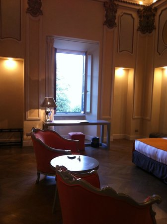 Villa Le Maschere: Chambre 122