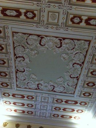 Villa Le Maschere: Chambre 122 : le plafond