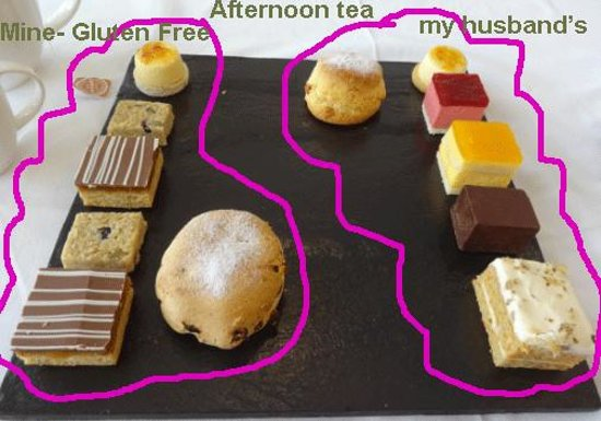 The Atlantic Hotel: Traditional afternoon tea?!