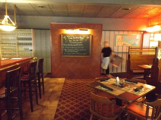 Hermann's Hotel: Cafe with Daily Specials