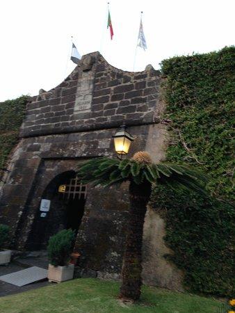 Pousada Forte da Horta: Entrance