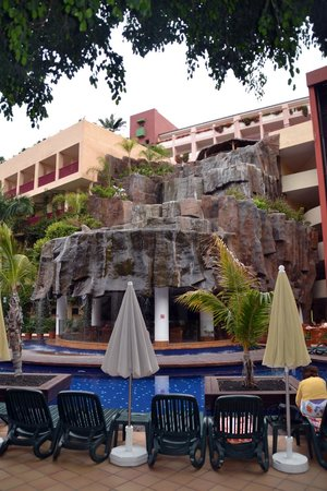 Hotel Best Jacaranda: Cascata