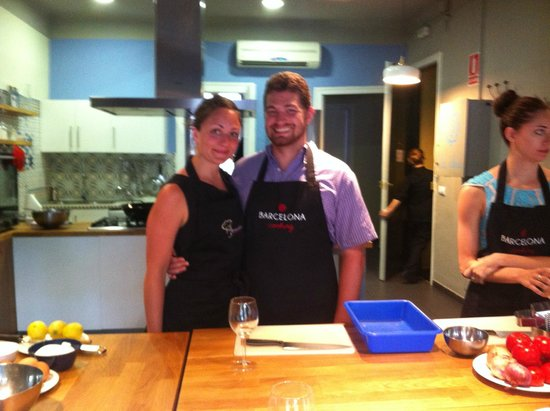 Barcelona Cooking Classes: We loved the classes!