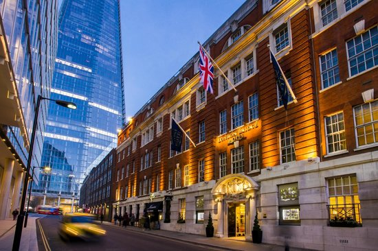 Review Of London Bridge Hotel Tripadvisor