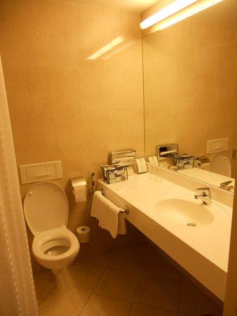 Holiday Inn Vilnius: bagno pulito e dotato di confort