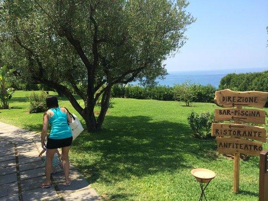 Villaggio degli Olivi : Giardini
