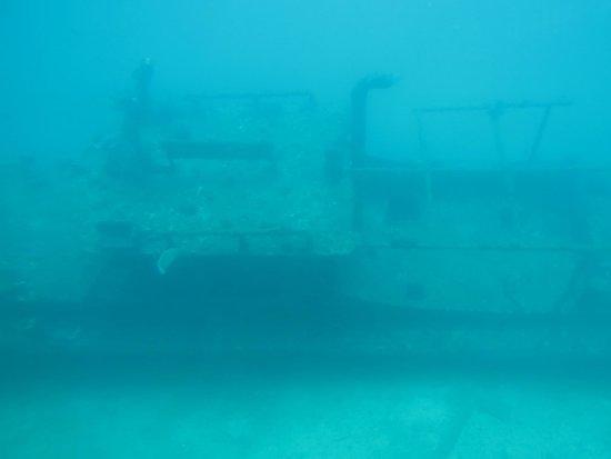 Odyssey Submarine Voyage of Fantasy: Wrecked ship