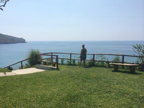 """Villaggio degli Olivi : Vista dal """"centro"""" del villaggio"""
