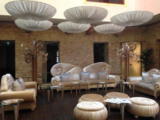IBEROSTAR Grand Hotel Budapest: Hall