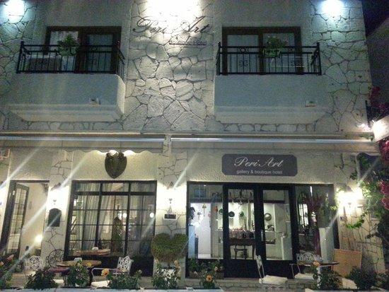 Peri Art Hotel: otel dış görünüşü