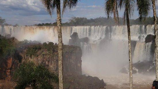 Cataratas del Iguazú: Las cataratas