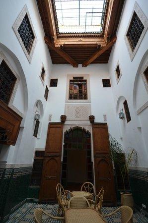 Riad Rocco: Inside