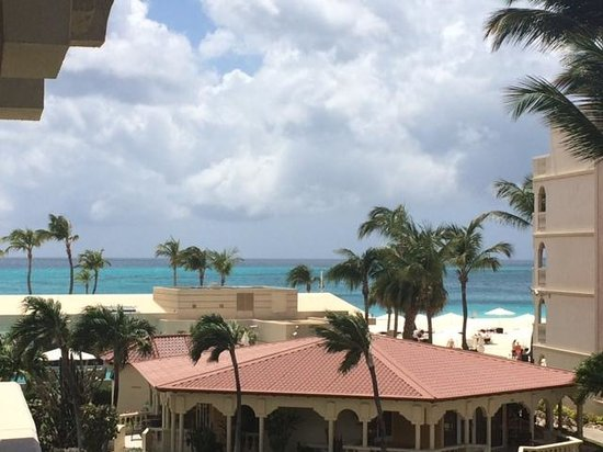 Bucuti & Tara Beach Resort Aruba: View from Room 254
