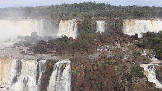 Foz do Iguaçu: panorama