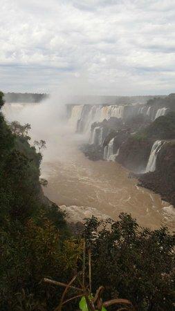 Foz do Iguaçu: la vista desde lo alto