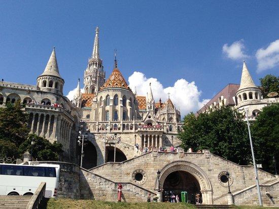IBEROSTAR Grand Hotel Budapest: Bastione dei pescatori
