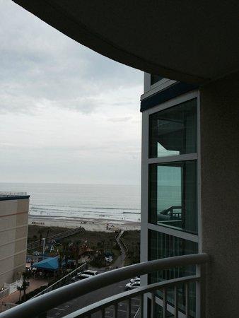 Dunes Village Resort : Balcony view