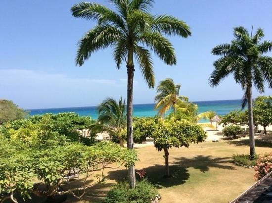 Jamaica Inn : vista desde la habitación No. 32