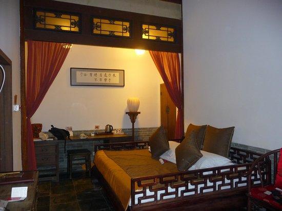 Courtyard 7: Chambre de luxe