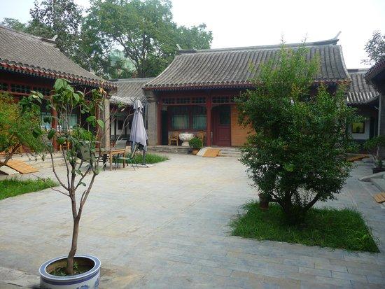 Courtyard 7: Vue de la cour intérieure