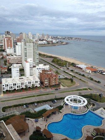 Conrad Punta del Este Resort & Casino: Area Lazer