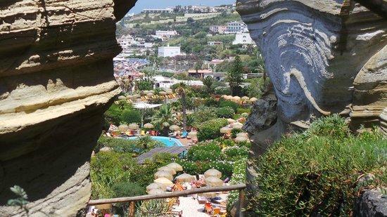 Giardini Poseidon Terme : panorama