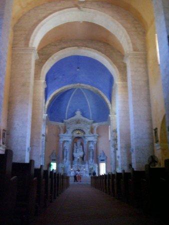 Templo de Santo Domingo : Cupula de la iglesia