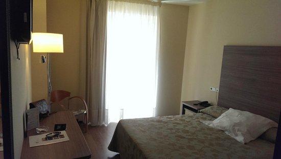 Hotel Centro Los Braseros : Habitación