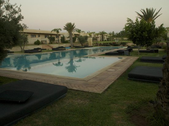 Sirayane Boutique Hotel & Spa: Piscine
