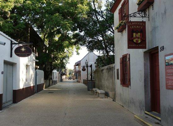 Old City: St. George Street