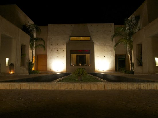 Sirayane Boutique Hotel & Spa: Cour intérieure d'entrée