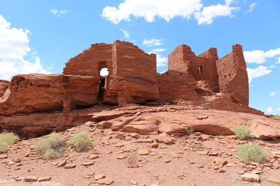 Wupatki National Monument : Wupatki Nat'l Monument Indian Ruins