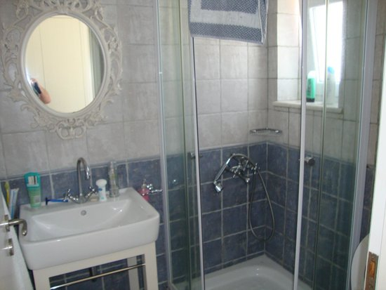 Mike's Place: bathroom