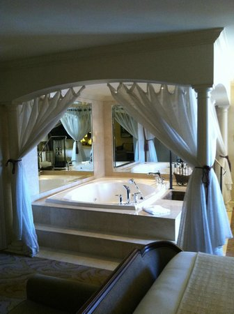 Royal Sonesta New Orleans In Suite Jacuzzi