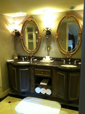 Royal Sonesta New Orleans: Vanity