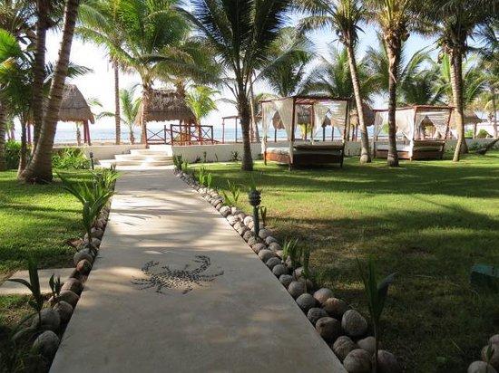 El Dorado Sensimar Riviera Maya: Grounds at El Dorado