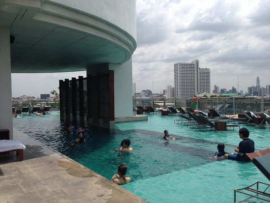 Swimming Pool 2nd Floor Roof Picture Of Millennium