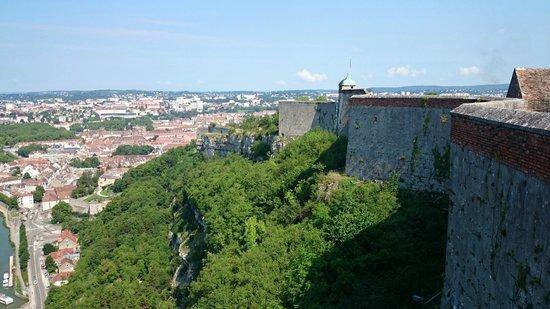 La Citadelle de Besançon : Citadelle