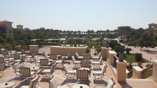 Jaz Mirabel Beach: Gorgeous grounds and views