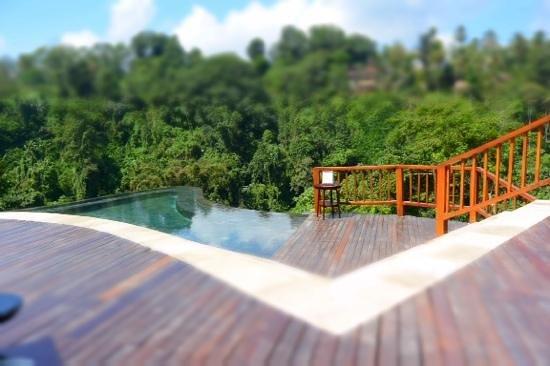Hanging Gardens of Bali: hanging gardens