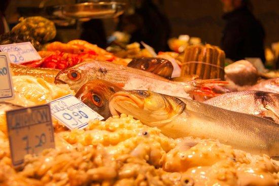 St. Josep La Boqueria : market