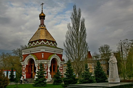Chapel of the Prelate Alexy of Moscow