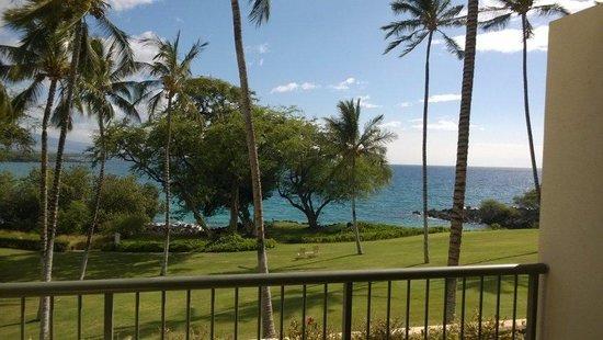 Hapuna Beach Prince Hotel: Ocean front