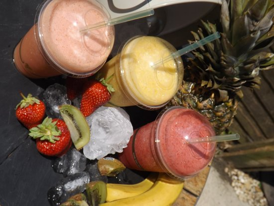 Allington Cafe: Cool down with a smoothie