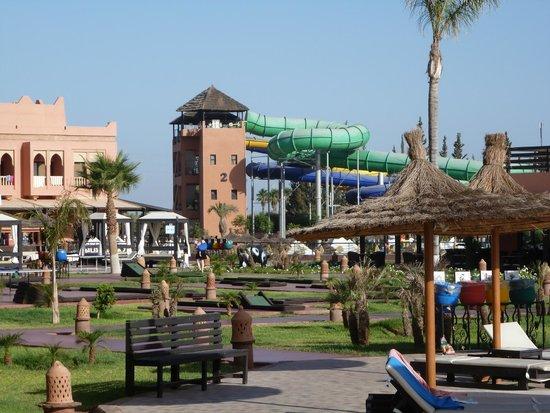 Be Live Family Aqua Fun Marrakech : Water park