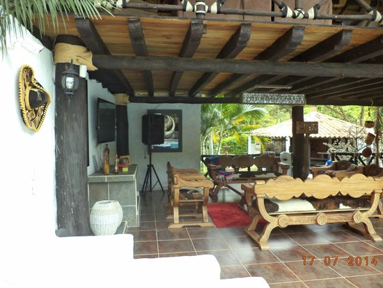 Departamento de Antioquia, Colombia: finca hotel