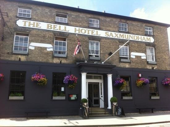 The Bell Hotel: A must do restaurant with rooms