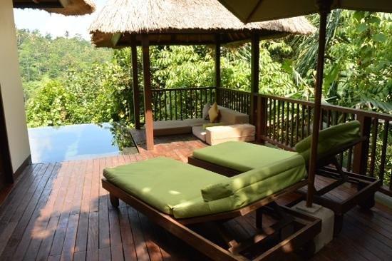 Hanging Gardens of Bali : hanging gardens